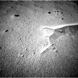 Nasa's Mars rover Curiosity acquired this image using its Right Navigation Camera on Sol 669, at drive 54, site number 37