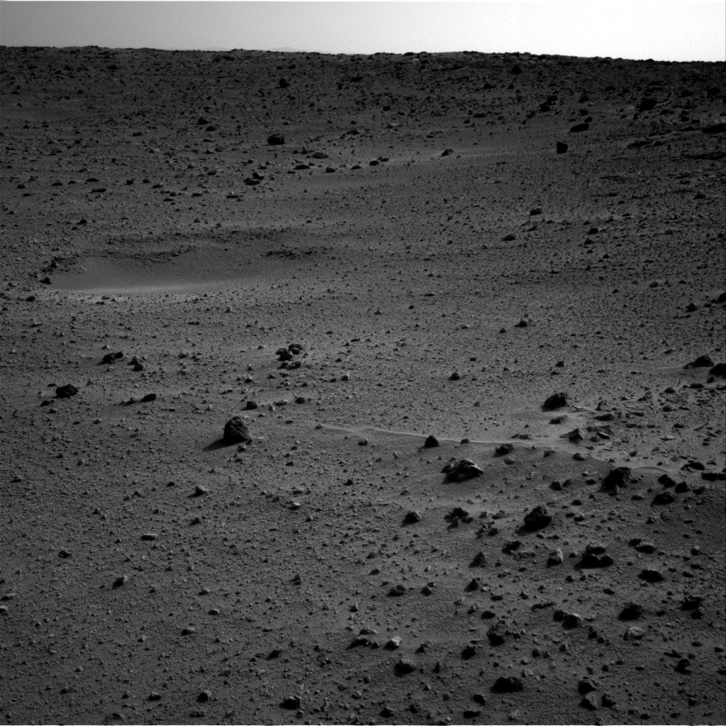 Nasa's Mars rover Curiosity acquired this image using its Right Navigation Camera on Sol 669, at drive 292, site number 37