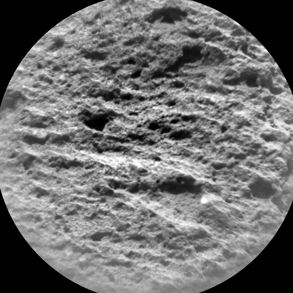 Nasa's Mars rover Curiosity acquired this image using its Chemistry & Camera (ChemCam) on Sol 669, at drive 0, site number 37