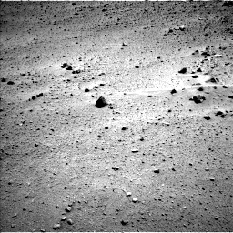 Nasa's Mars rover Curiosity acquired this image using its Left Navigation Camera on Sol 670, at drive 310, site number 37