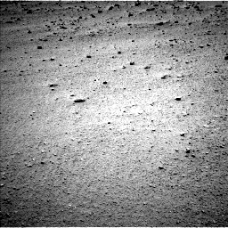 Nasa's Mars rover Curiosity acquired this image using its Left Navigation Camera on Sol 670, at drive 388, site number 37