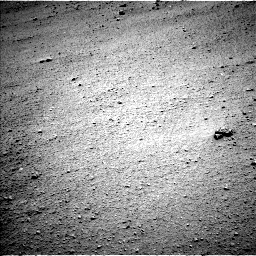 Nasa's Mars rover Curiosity acquired this image using its Left Navigation Camera on Sol 670, at drive 418, site number 37