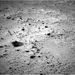 Nasa's Mars rover Curiosity acquired this image using its Left Navigation Camera on Sol 670, at drive 520, site number 37