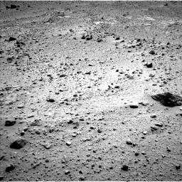Nasa's Mars rover Curiosity acquired this image using its Left Navigation Camera on Sol 670, at drive 532, site number 37