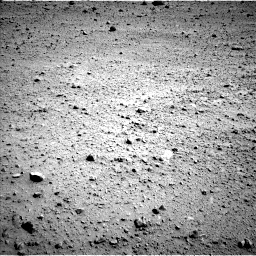 Nasa's Mars rover Curiosity acquired this image using its Left Navigation Camera on Sol 670, at drive 562, site number 37