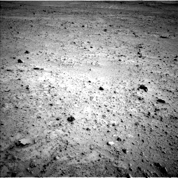 Nasa's Mars rover Curiosity acquired this image using its Left Navigation Camera on Sol 670, at drive 670, site number 37