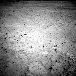 Nasa's Mars rover Curiosity acquired this image using its Left Navigation Camera on Sol 670, at drive 718, site number 37