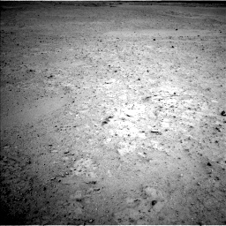 Nasa's Mars rover Curiosity acquired this image using its Left Navigation Camera on Sol 670, at drive 724, site number 37