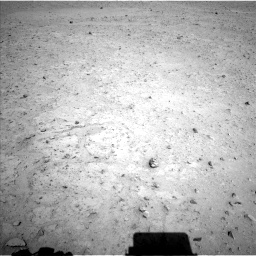 Nasa's Mars rover Curiosity acquired this image using its Left Navigation Camera on Sol 670, at drive 754, site number 37