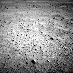 Nasa's Mars rover Curiosity acquired this image using its Left Navigation Camera on Sol 670, at drive 880, site number 37