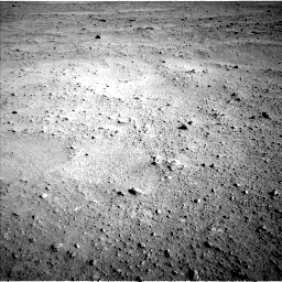 Nasa's Mars rover Curiosity acquired this image using its Left Navigation Camera on Sol 670, at drive 970, site number 37