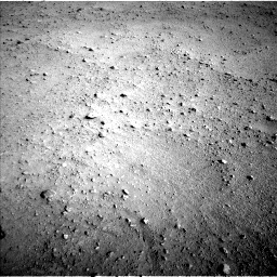 Nasa's Mars rover Curiosity acquired this image using its Left Navigation Camera on Sol 670, at drive 994, site number 37