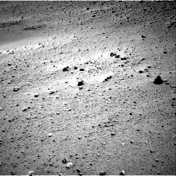 Nasa's Mars rover Curiosity acquired this image using its Right Navigation Camera on Sol 670, at drive 322, site number 37