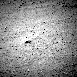 Nasa's Mars rover Curiosity acquired this image using its Right Navigation Camera on Sol 670, at drive 412, site number 37