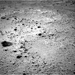 Nasa's Mars rover Curiosity acquired this image using its Right Navigation Camera on Sol 670, at drive 520, site number 37