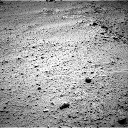 Nasa's Mars rover Curiosity acquired this image using its Right Navigation Camera on Sol 670, at drive 556, site number 37