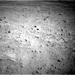 Nasa's Mars rover Curiosity acquired this image using its Right Navigation Camera on Sol 670, at drive 664, site number 37