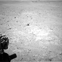 Nasa's Mars rover Curiosity acquired this image using its Right Navigation Camera on Sol 670, at drive 688, site number 37