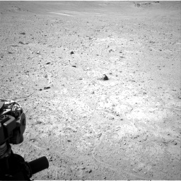 Nasa's Mars rover Curiosity acquired this image using its Right Navigation Camera on Sol 670, at drive 694, site number 37
