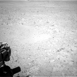 Nasa's Mars rover Curiosity acquired this image using its Right Navigation Camera on Sol 670, at drive 742, site number 37