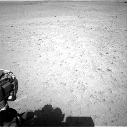 Nasa's Mars rover Curiosity acquired this image using its Right Navigation Camera on Sol 670, at drive 844, site number 37
