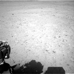 Nasa's Mars rover Curiosity acquired this image using its Right Navigation Camera on Sol 670, at drive 862, site number 37