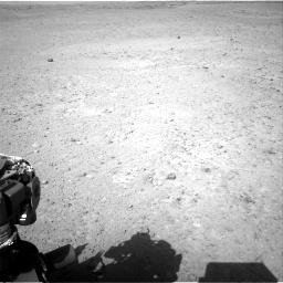 Nasa's Mars rover Curiosity acquired this image using its Right Navigation Camera on Sol 670, at drive 880, site number 37