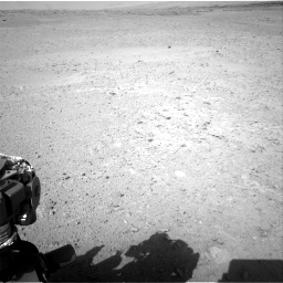 Nasa's Mars rover Curiosity acquired this image using its Right Navigation Camera on Sol 670, at drive 934, site number 37