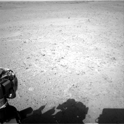 Nasa's Mars rover Curiosity acquired this image using its Right Navigation Camera on Sol 670, at drive 952, site number 37