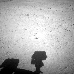 Nasa's Mars rover Curiosity acquired this image using its Right Navigation Camera on Sol 670, at drive 1024, site number 37