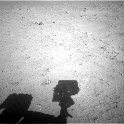Nasa's Mars rover Curiosity acquired this image using its Right Navigation Camera on Sol 670, at drive 1042, site number 37