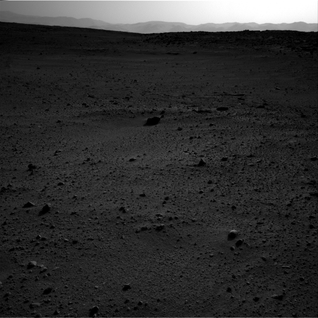 Nasa's Mars rover Curiosity acquired this image using its Right Navigation Camera on Sol 670, at drive 1070, site number 37