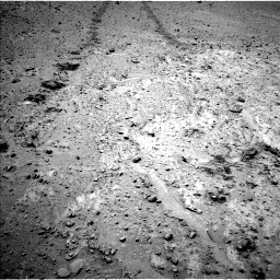 Nasa's Mars rover Curiosity acquired this image using its Left Navigation Camera on Sol 671, at drive 1172, site number 37