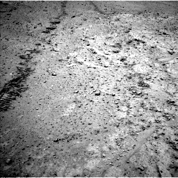 Nasa's Mars rover Curiosity acquired this image using its Left Navigation Camera on Sol 671, at drive 1190, site number 37