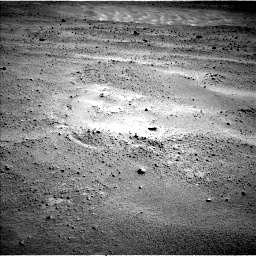 Nasa's Mars rover Curiosity acquired this image using its Left Navigation Camera on Sol 671, at drive 1508, site number 37