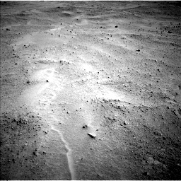 Nasa's Mars rover Curiosity acquired this image using its Left Navigation Camera on Sol 671, at drive 1514, site number 37
