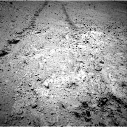 Nasa's Mars rover Curiosity acquired this image using its Right Navigation Camera on Sol 671, at drive 1166, site number 37
