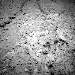 Nasa's Mars rover Curiosity acquired this image using its Right Navigation Camera on Sol 671, at drive 1172, site number 37