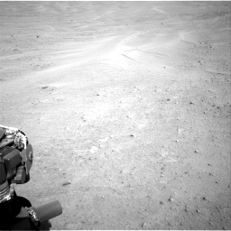 Nasa's Mars rover Curiosity acquired this image using its Right Navigation Camera on Sol 671, at drive 1490, site number 37