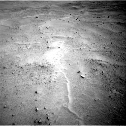 Nasa's Mars rover Curiosity acquired this image using its Right Navigation Camera on Sol 671, at drive 1502, site number 37