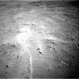 Nasa's Mars rover Curiosity acquired this image using its Right Navigation Camera on Sol 671, at drive 1508, site number 37