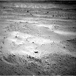Nasa's Mars rover Curiosity acquired this image using its Right Navigation Camera on Sol 671, at drive 1526, site number 37