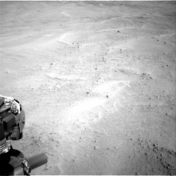 Nasa's Mars rover Curiosity acquired this image using its Right Navigation Camera on Sol 671, at drive 1532, site number 37