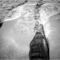 Nasa's Mars rover Curiosity acquired this image using its Right Navigation Camera on Sol 672, at drive 1824, site number 37