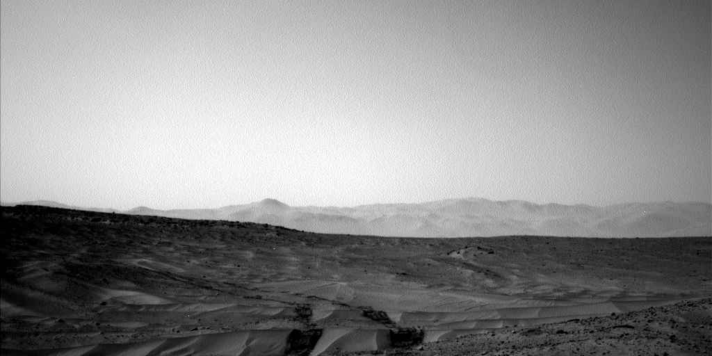 Nasa's Mars rover Curiosity acquired this image using its Left Navigation Camera on Sol 674, at drive 0, site number 38