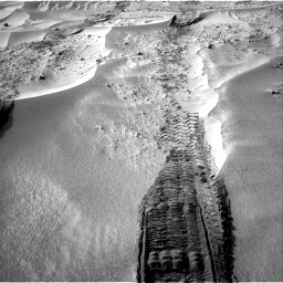 Nasa's Mars rover Curiosity acquired this image using its Right Navigation Camera on Sol 674, at drive 0, site number 38