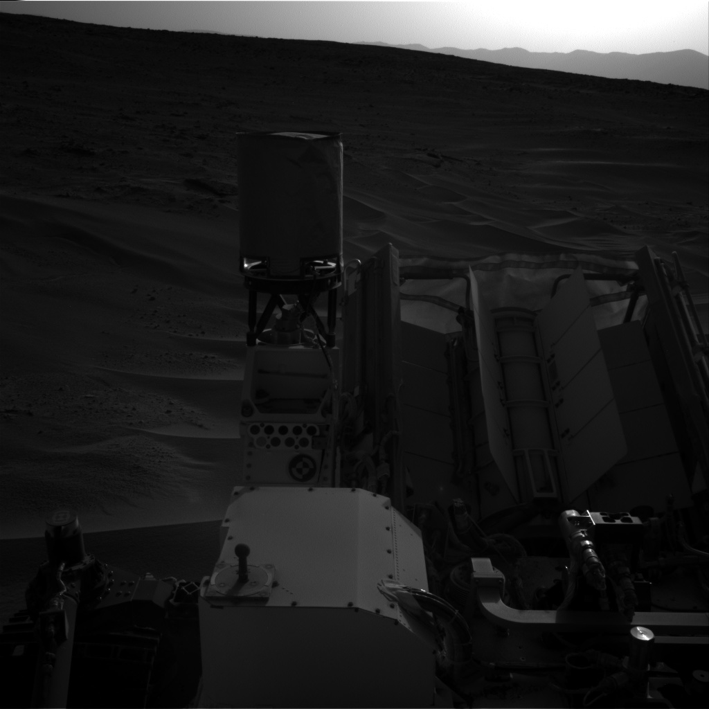 Nasa's Mars rover Curiosity acquired this image using its Right Navigation Camera on Sol 674, at drive 58, site number 38