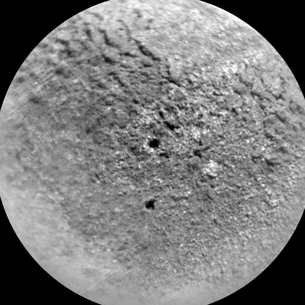 Nasa's Mars rover Curiosity acquired this image using its Chemistry & Camera (ChemCam) on Sol 676, at drive 58, site number 38