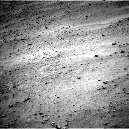 Nasa's Mars rover Curiosity acquired this image using its Left Navigation Camera on Sol 677, at drive 310, site number 38
