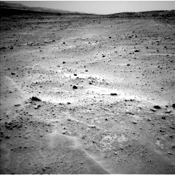 Nasa's Mars rover Curiosity acquired this image using its Left Navigation Camera on Sol 677, at drive 316, site number 38